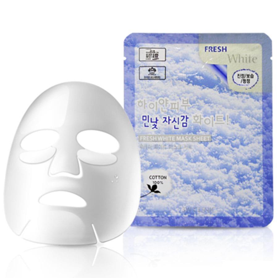Осветляющая тканевая маска для лица