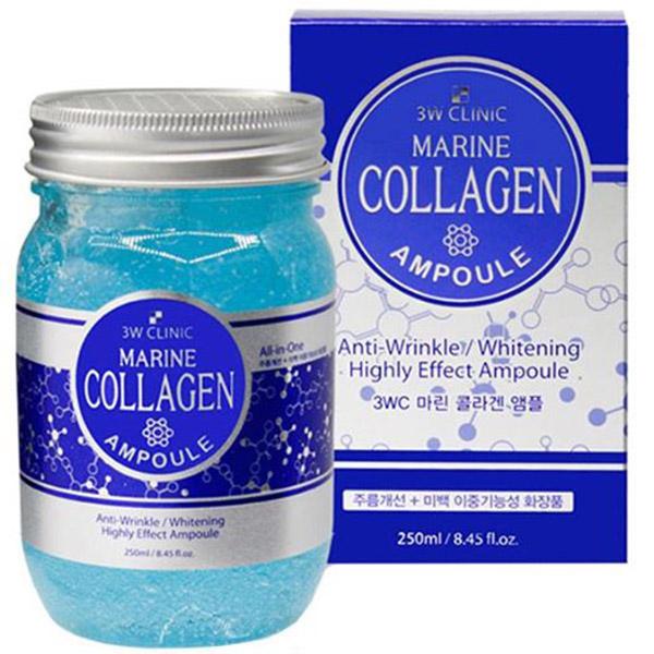 3W CLINIC Marine Collagen Ampoule