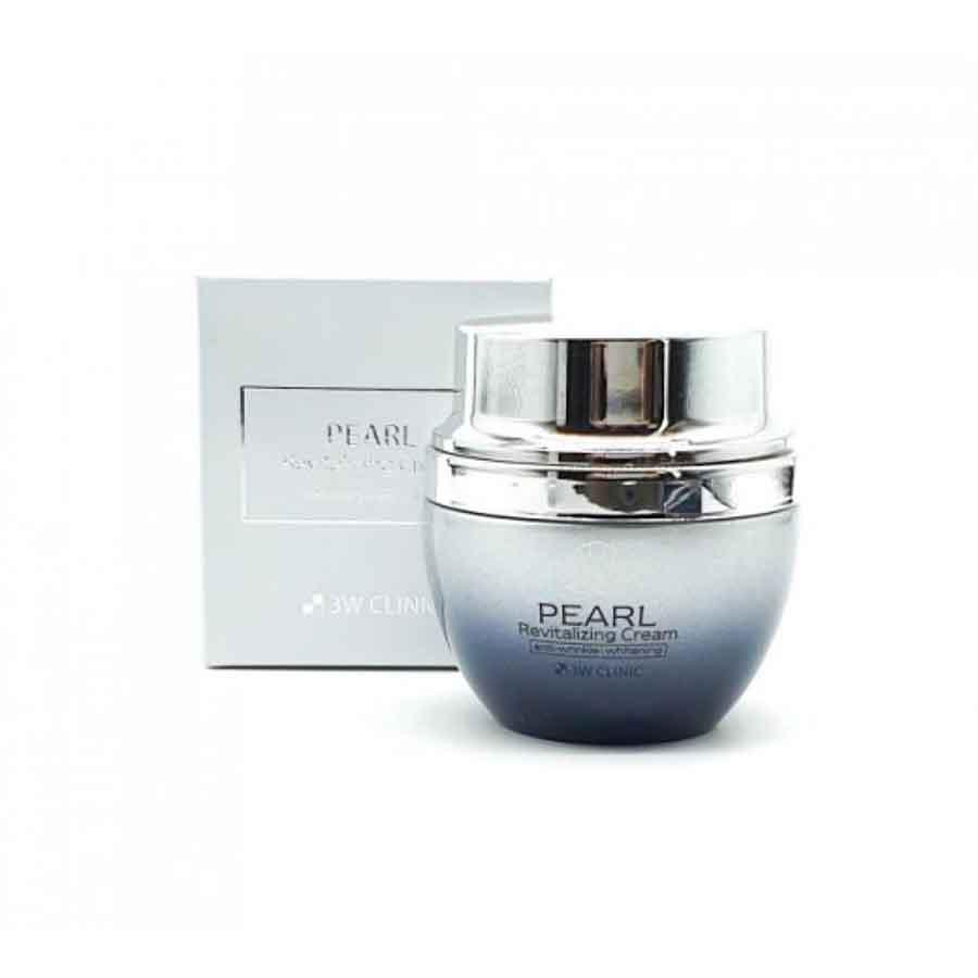 3W CLINIC Pearl Revitalizing Cream