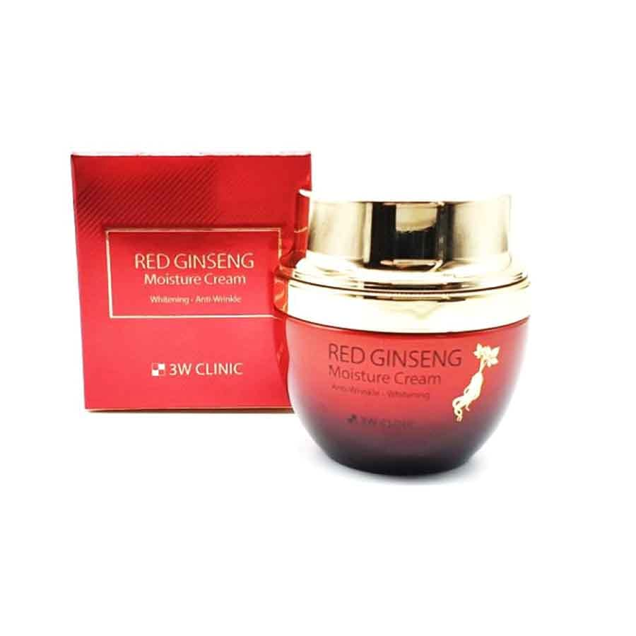 3W CLINIC Red Ginseng Moisture Cream