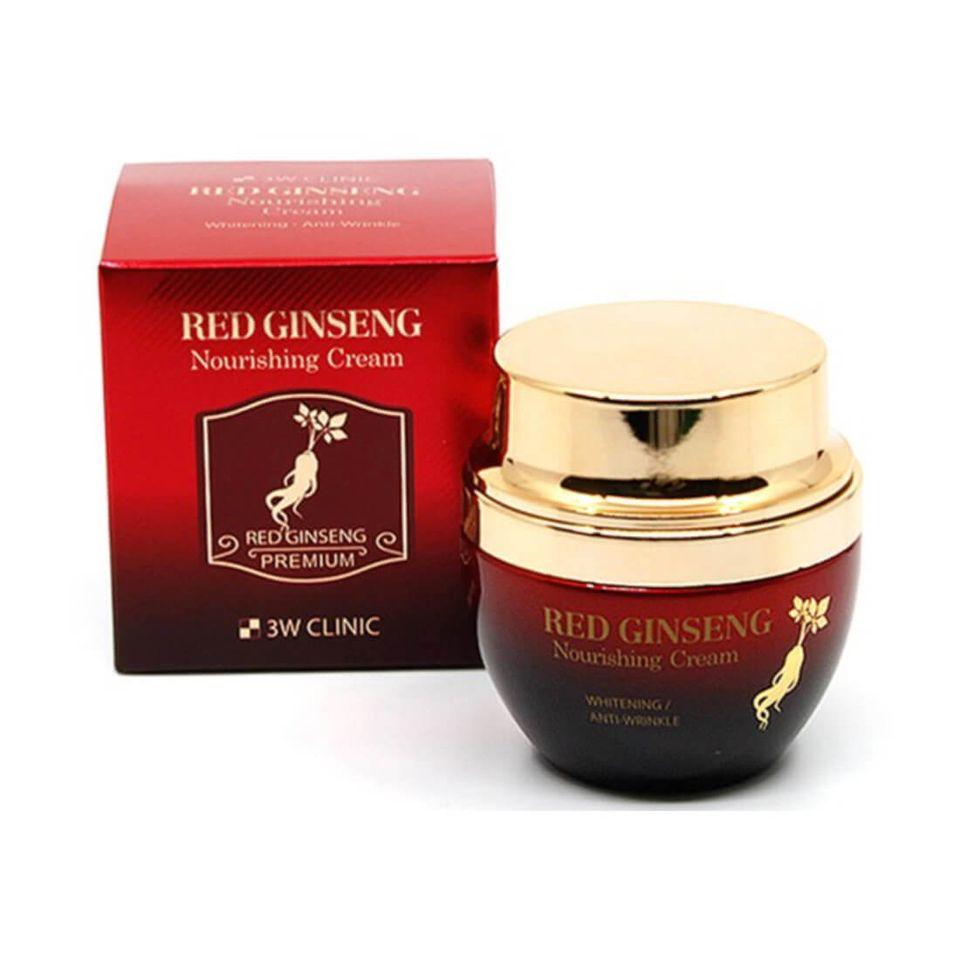3W CLINIC Red Ginseng Nourishing Cream