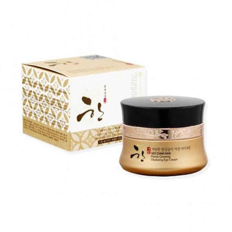 3W CLINIC SEO DAM HAN Panax Ginseng Vitalizing Eye Cream