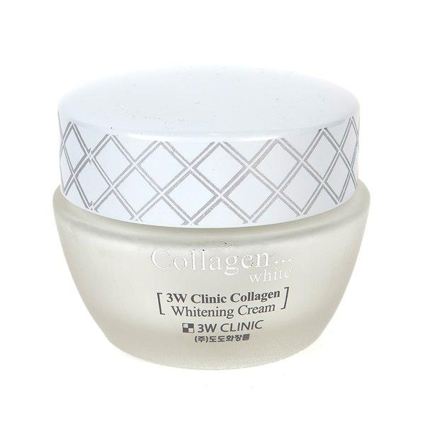 3W CLINIC Collagen Whitening Cream