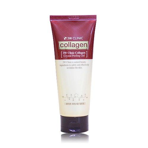 3W Clinic Collagen Crystal Peeling Gel