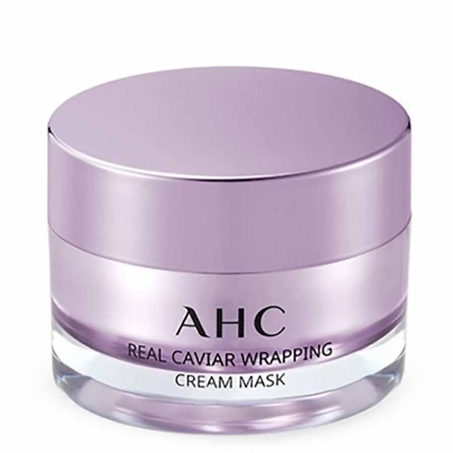 A.H.C Real Caviar Wrapping Cream Mask 3010