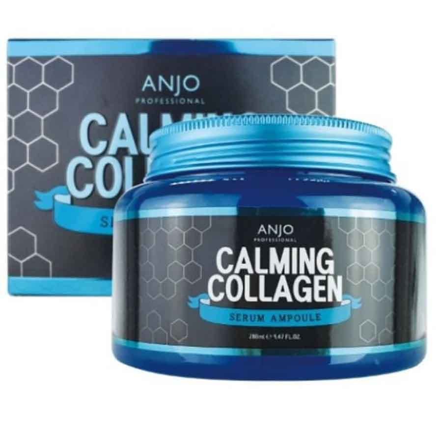 ANJO Professional Calming Collagen Serum Ampoule