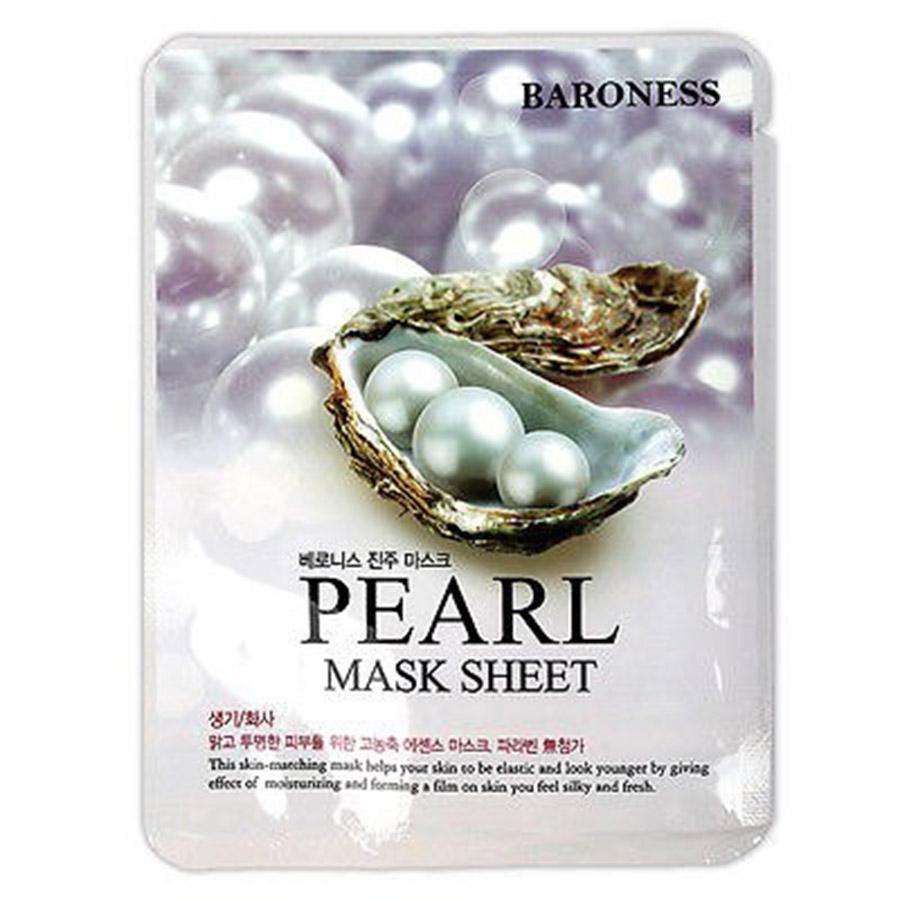 BARONESS Pearl Mask Sheet