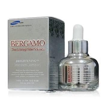 Bergamo Brightening EX Whitening Ampoule
