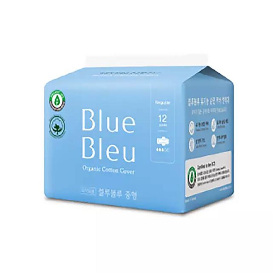 BlueBleu Organic Cotton Cover Sanitary Pads М