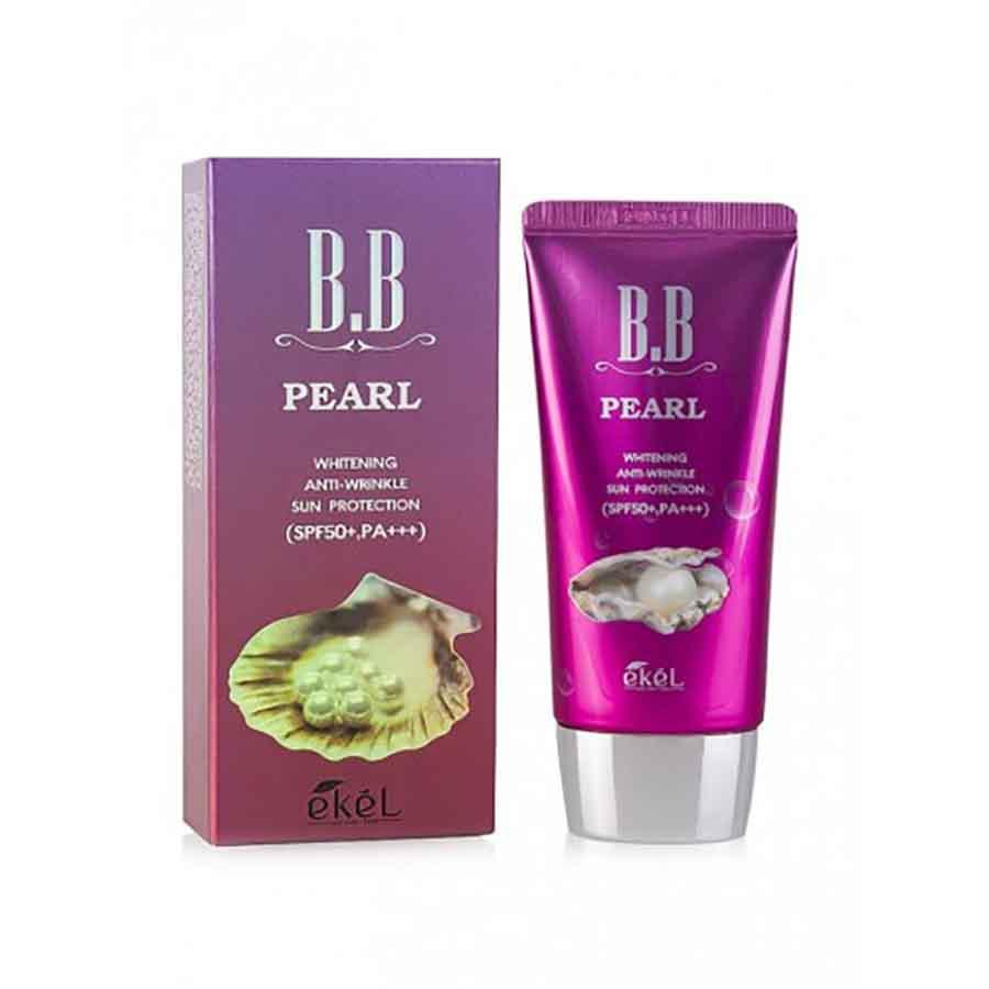 EKEL Pearl BB Cream Tube Style SPF50+/PA+++