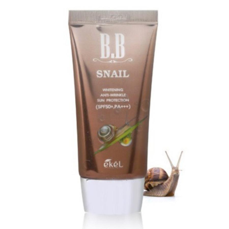 EKEL Snail BB Cream SPF50+/PA+++