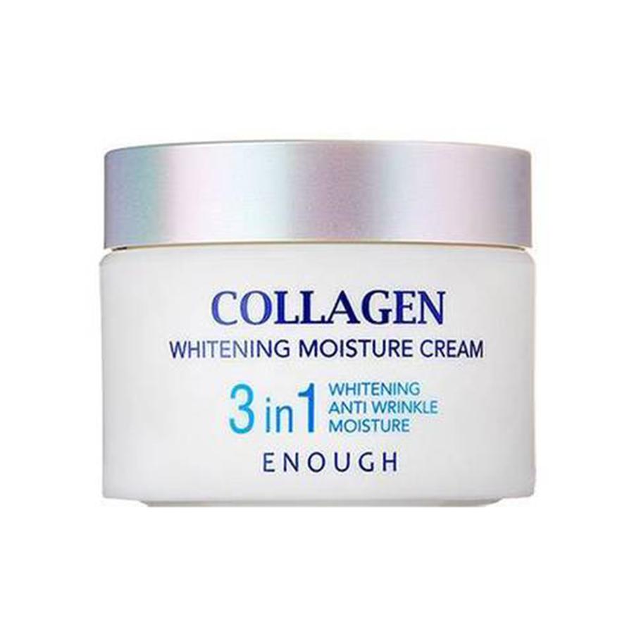Многофункциональный крем для лица с коллагеном 3-в-1