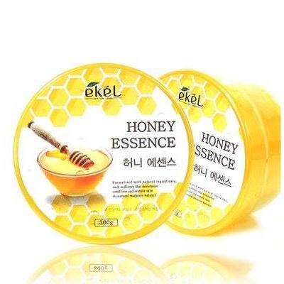 Увлажняющий гель для лица и тела с медовым экстрактом