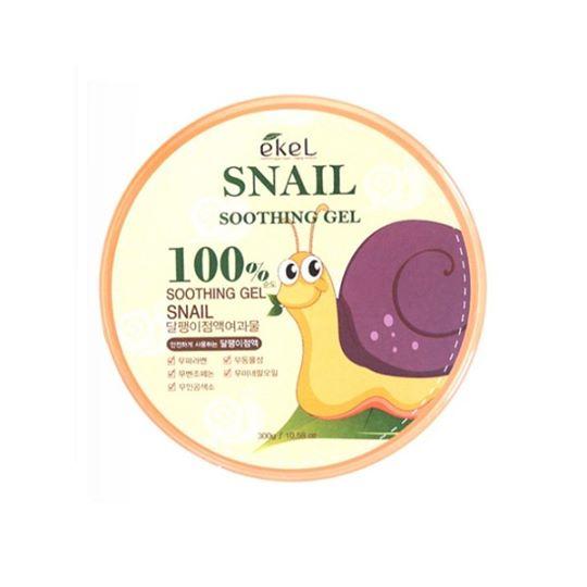 Ekel Snail Soothing Gel 100%