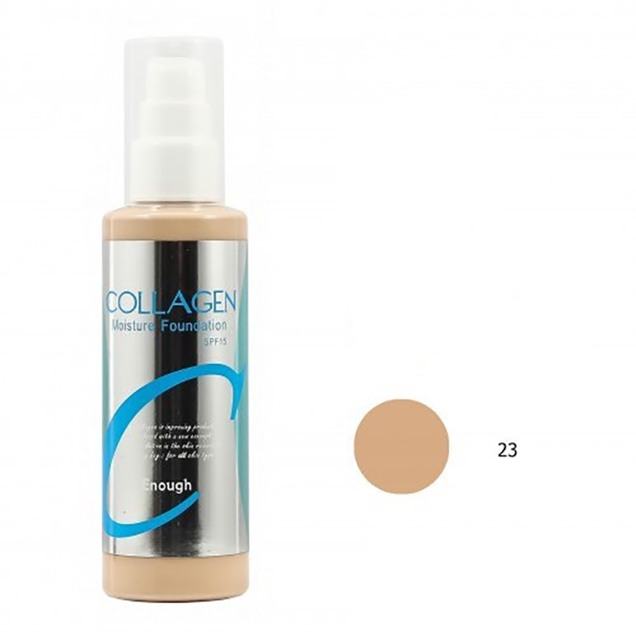 Enough Collagen Moisture Foundation SPF15 #23
