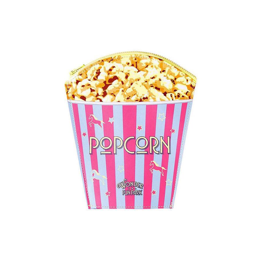 Etude House Wonder Fun Park Popcorn Pouch