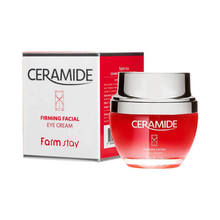 FARM STAY Ceramide Firming Facial Eye Cream