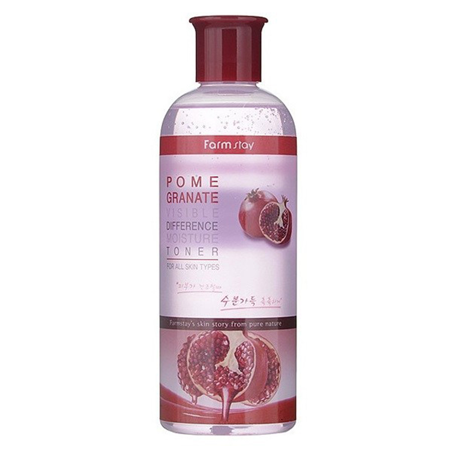 FARM STAY Pomegranate Visible Difference Moisture Toner