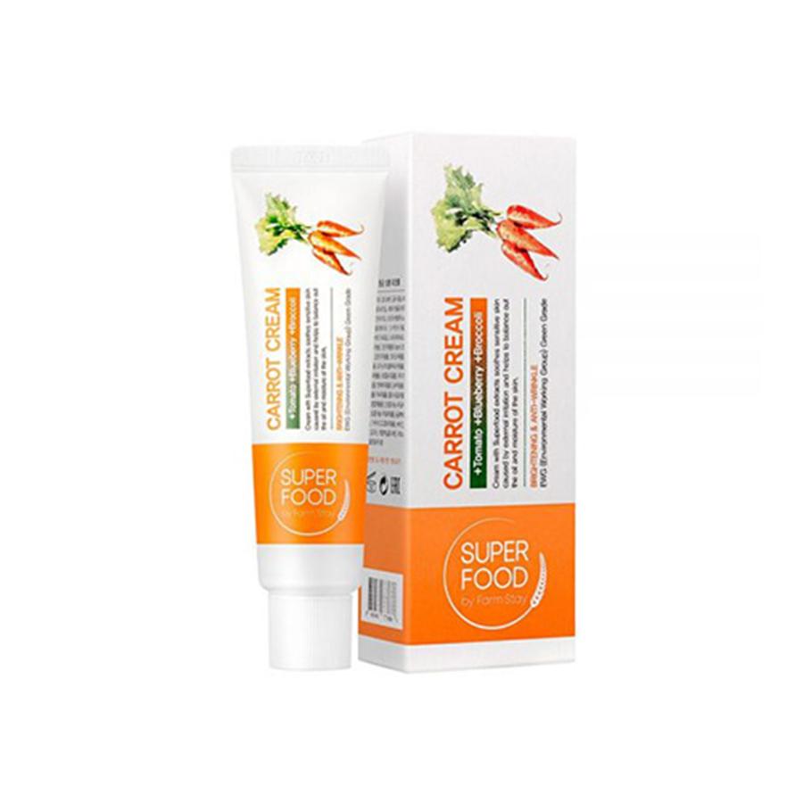 FARM STAY Super Food Carrot Cream