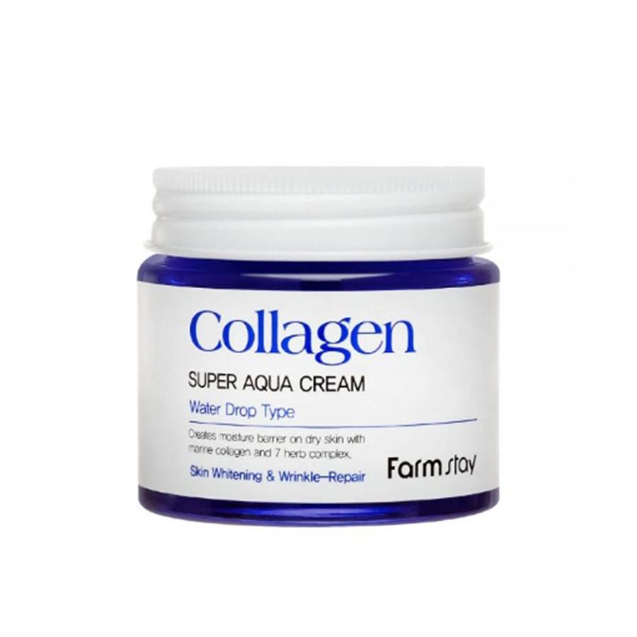 FARMSTAY Collagen Super Aqua Cream