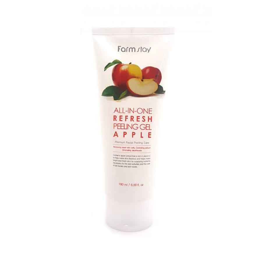 FARMSTAY All-in-One Refresh Apple Peeling Gel