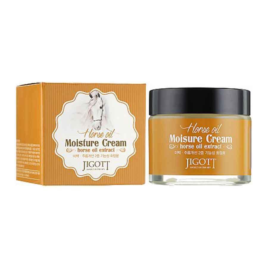 JIGOTT Horse Oil Moisture Cream