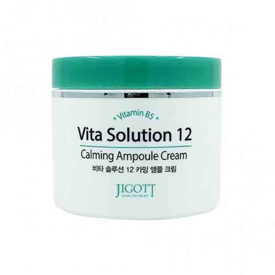 JIGOTT Vita Solution 12 Calming Ampoule Cream