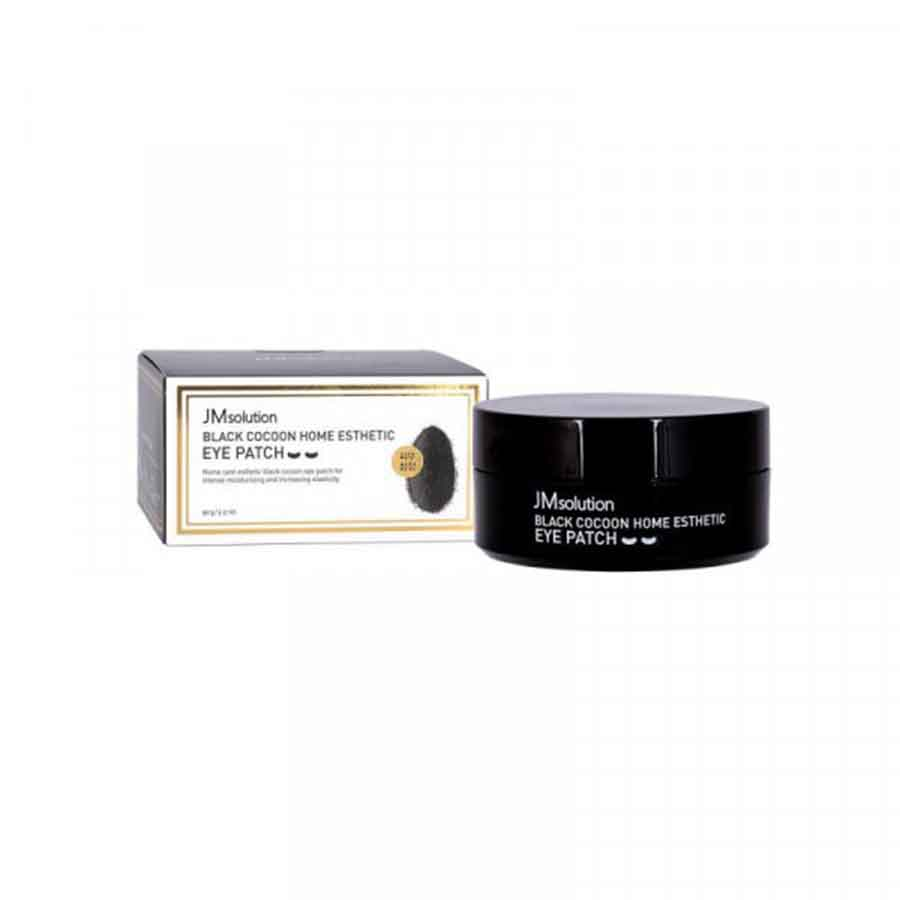 JM SOLUTION Black Cocoon Home Esthetic Eye Patch