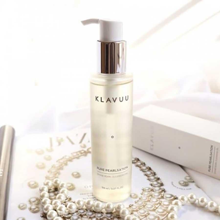 KLAVUU Pure Pearlsation Divine Pearl Cleansing Oil