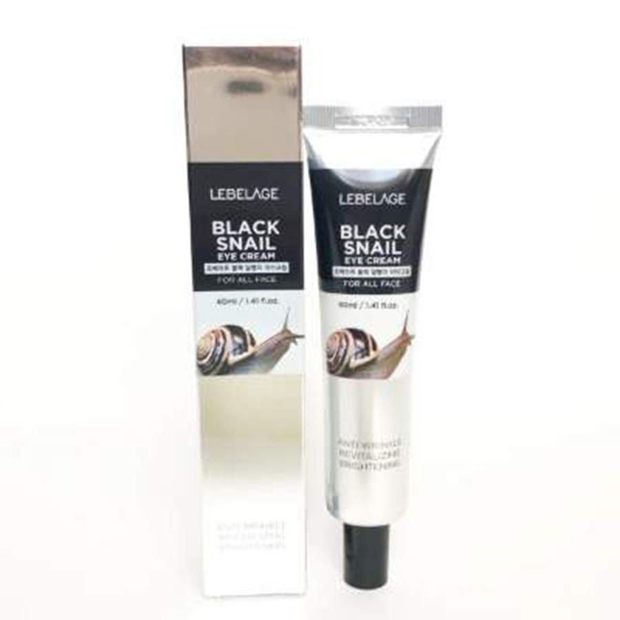 LEBELAGE Black Snail Eye Cream