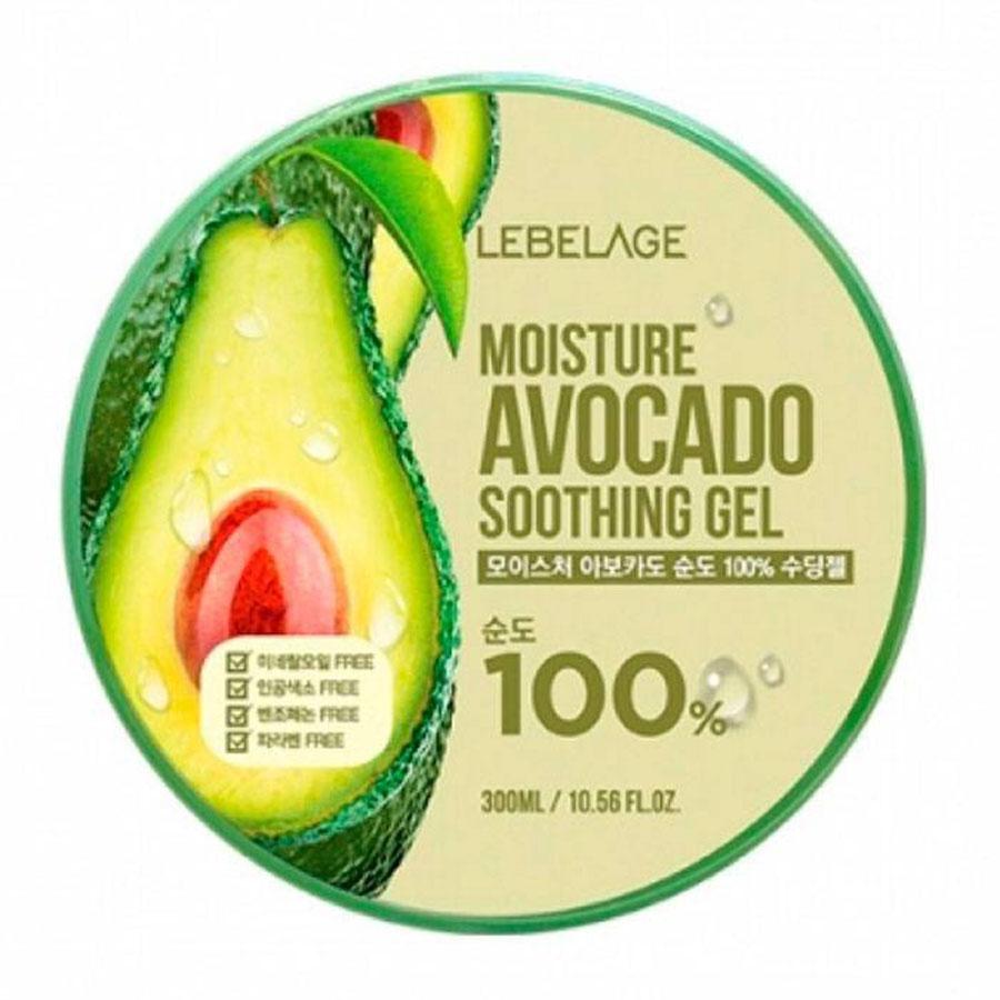 LEBELAGE Moisture Avocado 100% Soothing Gel