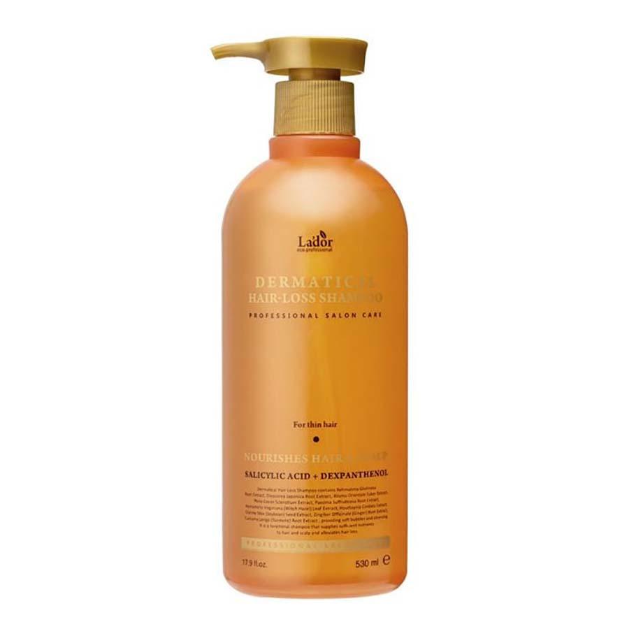 Бессульфатный шампунь против выпадения для тонких волос