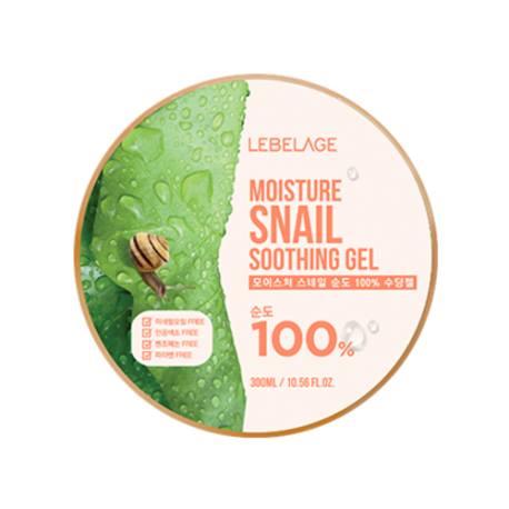 Lebelage Moisture Snail 100% Soothing Gel