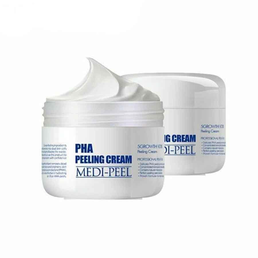 Обновляющий крем для лица с PHA-кислотами