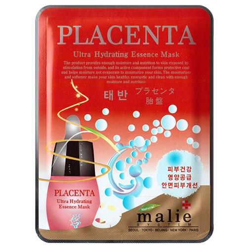 Тканевая маска для лица с экстрактом плаценты