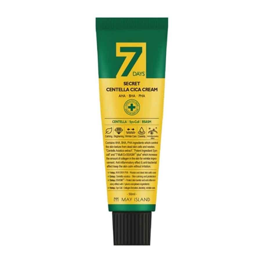 Восстанавливающий крем для проблемной кожи