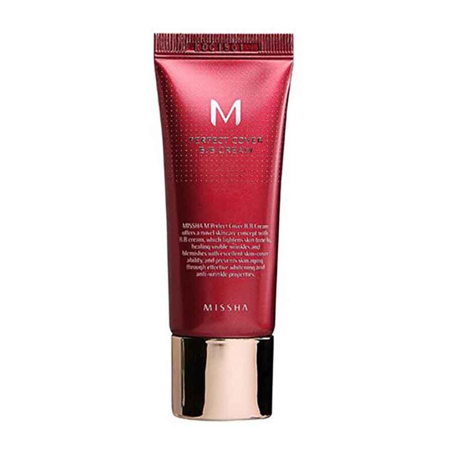 Missha М Perfect Cover BB Cream SPF 42 PA+++ #21