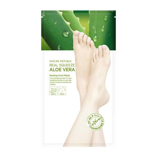 Пилинг-носочки для кожи ног