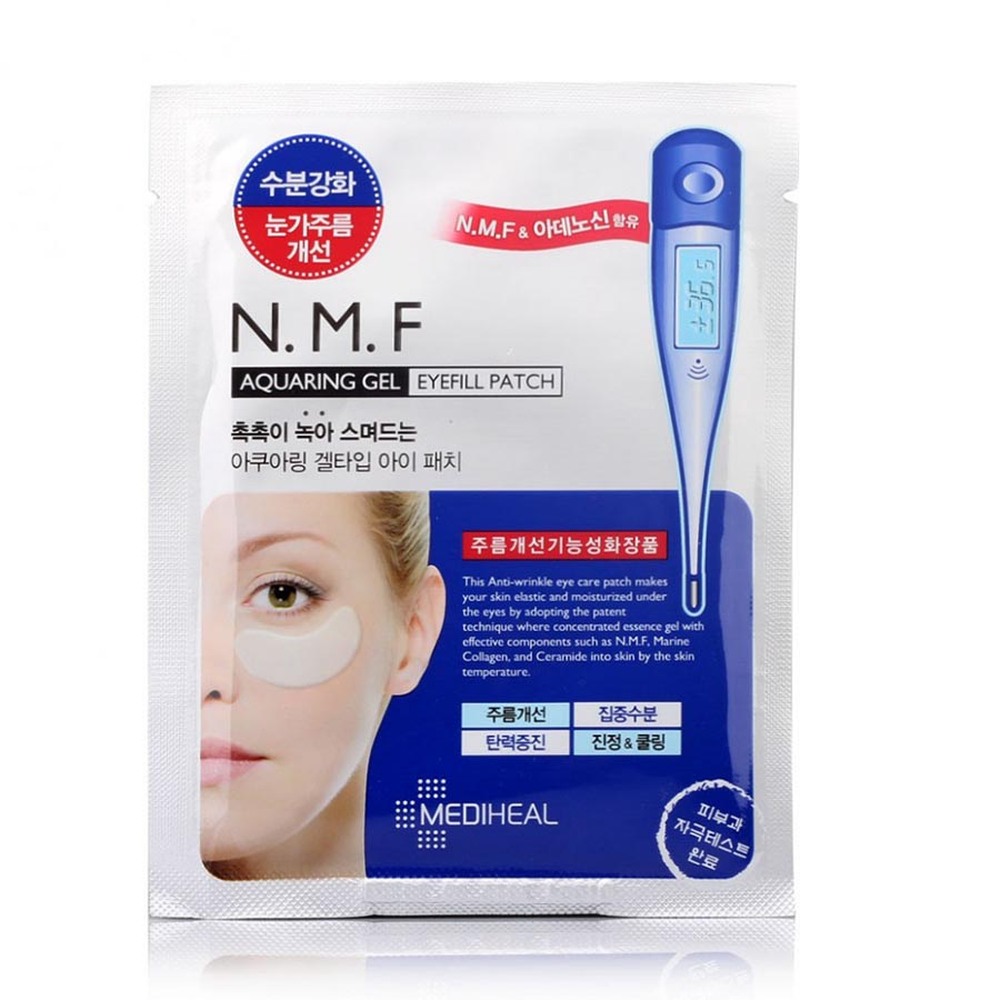 MEDIHEAL NMF Aquaring Gel Eyefill Patch