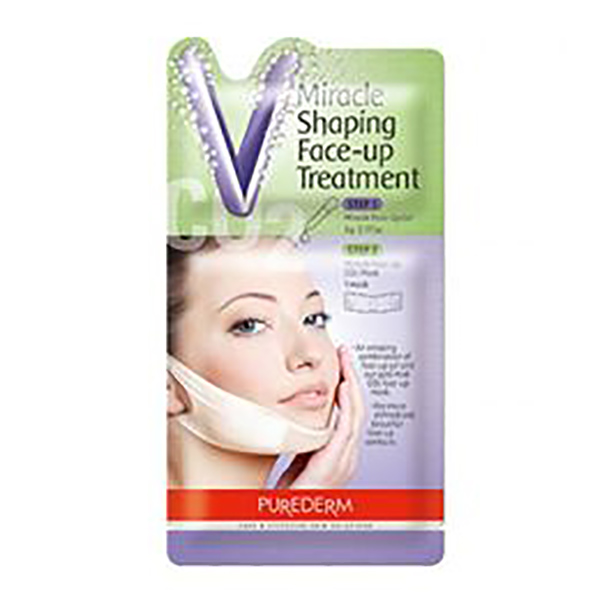 PUREDERM Miracle Shaping Face-up Treatment