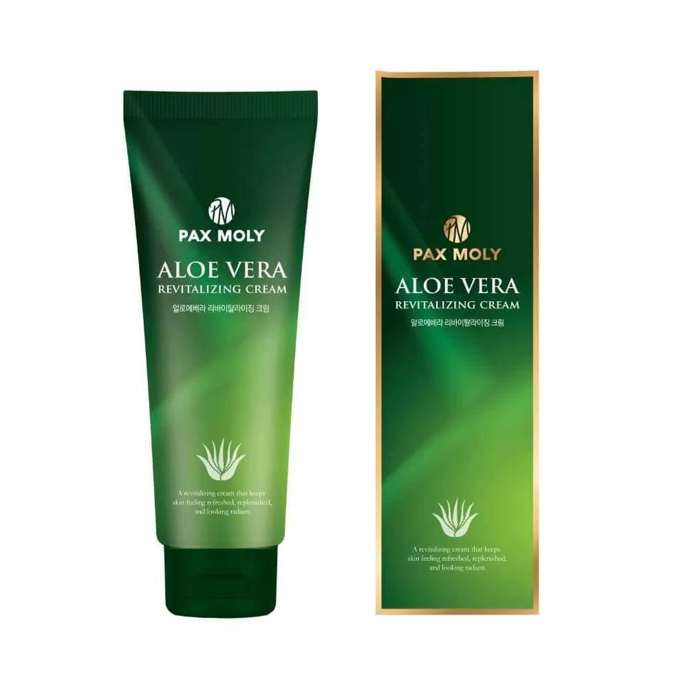 Pax Moly Aloe Vera Revitalizing Cream