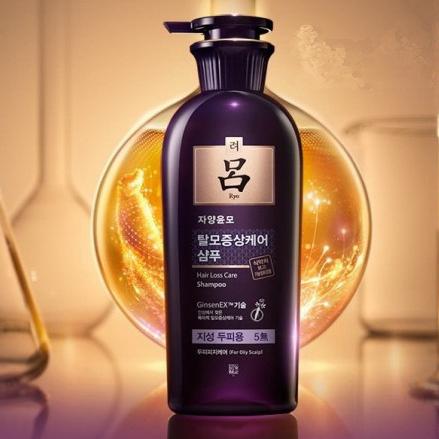 Ryoe Jayangyunmo Hair Loss Care Shampoo (for oily scalp)