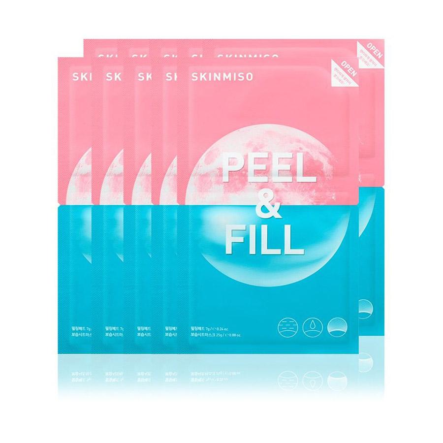 SKINMISO Peel & Fill 2 Step Mask Pack