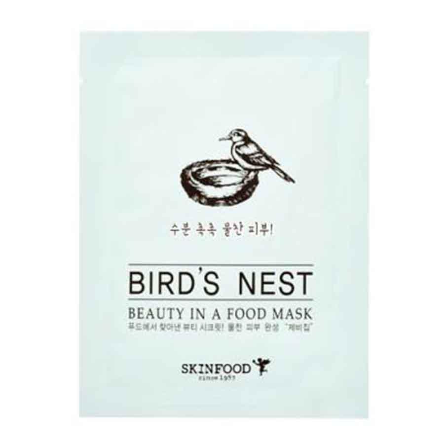 SkinFood Beauty In A Food Mask Birds Nest