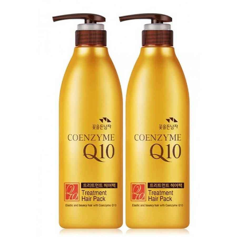 Somang Coenzyme Q10 Treatment Hair Pack