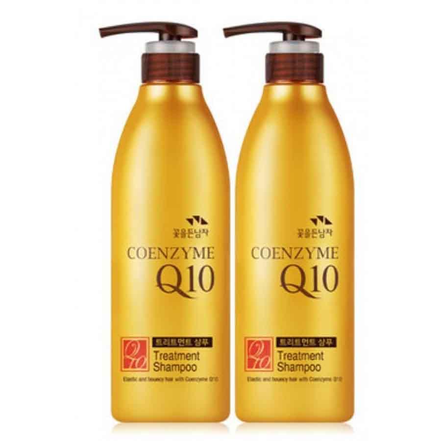 Somang Coenzyme Q10 Treatment Shampoo