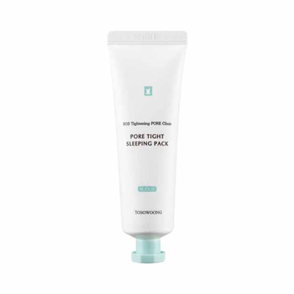 TOSOWOONG SOS Tightening Pore Clinic Pore Tight Sleeping Pack