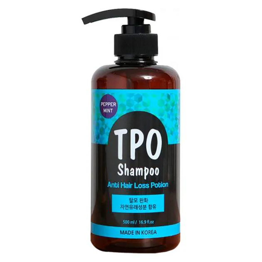 TPO Shampoo Anti Hair Loss Potion
