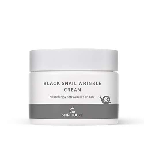 The Skin House Black Snail Wrinkle Cream