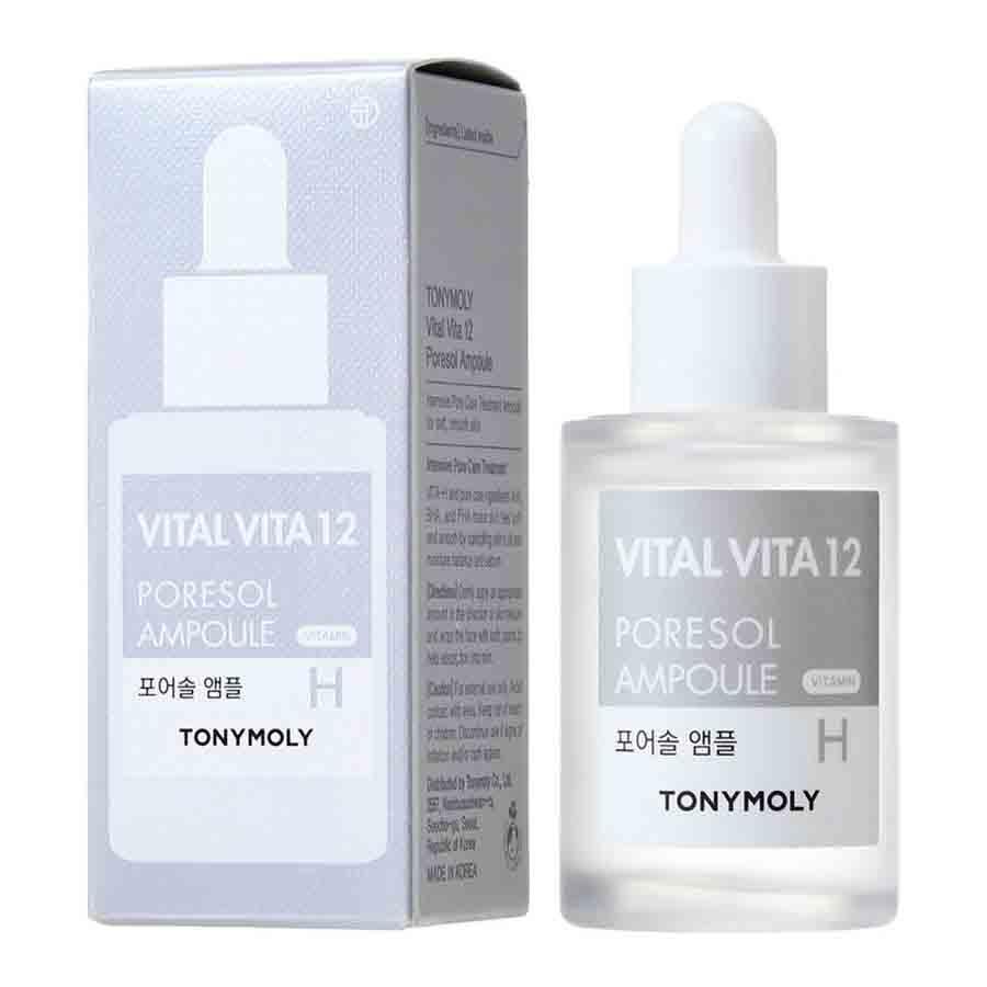 Tony Moly Vital Vita 12 Poresole Ampoule